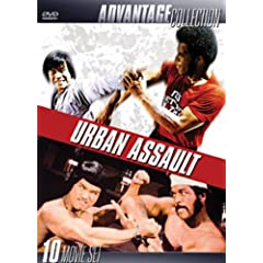 Advantage: Urban Assault