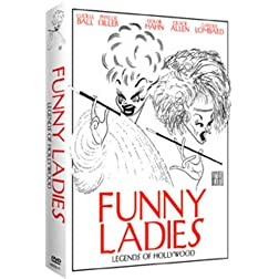 Legends of Hollywood: Funny Ladies