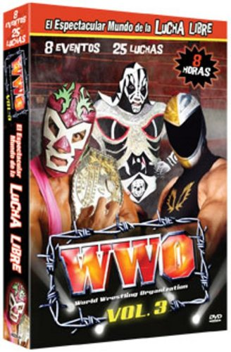 WWO: World Wrestling Organization, Vol. 3