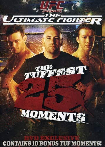 UFC: TheTuffest 25 Moments