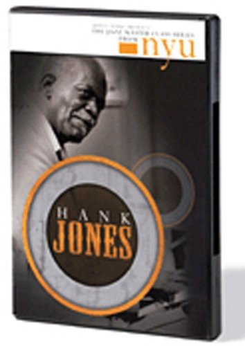 Hank Jones: The Jazz Master Class Series From NYU