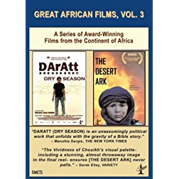 Great African Films, Vol. 3: The Desert Ark/Daratt
