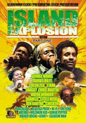 Island Explosion 2007-2008, Pt. 1