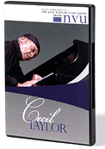 Cecil Taylor: Jazz Master Class Series From NYU