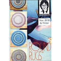 Round Rug Braiding with Verna