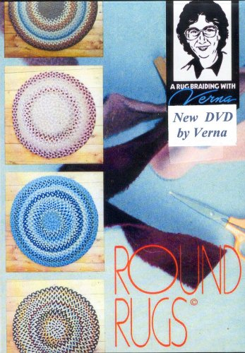 Round Rug Braiding with Verna