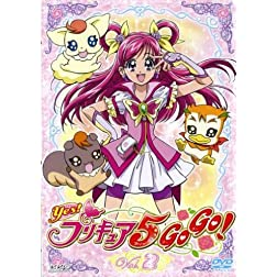 Yes! Prettycure 5 Gogo! 2