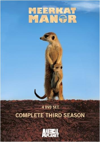 Meerkat Manor - Complete Third Season (4 DVD Set)