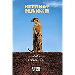 Meerkat Manor Season 3 - Episode: 1-4