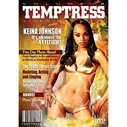 Temptress Video Magazine Volume 2