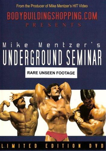 Mike Mentzer Underground Seminar Bodybuilding