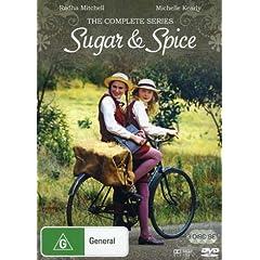 Vol. 5-Sugar Spice