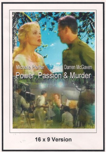Power, Passion & Murder 16x9 Version Widescreen TV