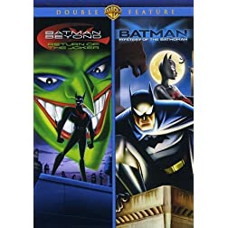 Batman Beyond: Return of the Joker/Batman: Mystery of the Batwoman