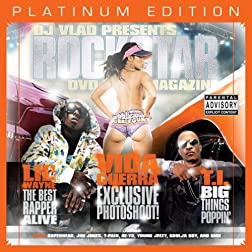 DJ Vlad Presents: Rockstar DVD Platinum Edition