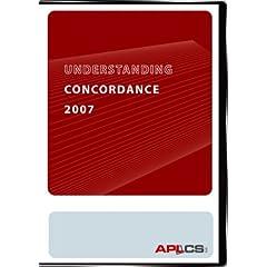 Understanding Concordance 2007 (Training Video)