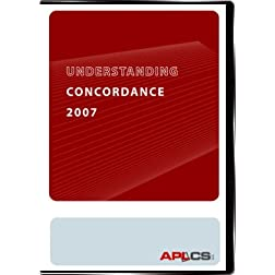 Understanding Concordance 2007 (Training Video)