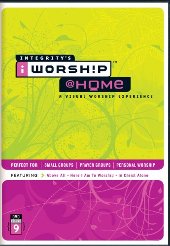 iWorship @ Home Volume 9 DVD