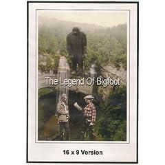 Legend Of Bigfoot Widescreen TV