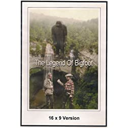 Legend Of Bigfoot Widescreen TV