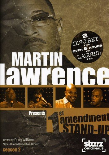 Martin Lawrence's First Amendment: Season 2