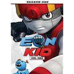 Eon Kid: Season 1, Vol. 1