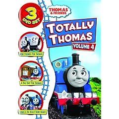 Thomas and Friends: Totally Thomas, Vol. 4
