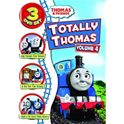 Thomas and Friends: Totally Thomas, Vol. 4