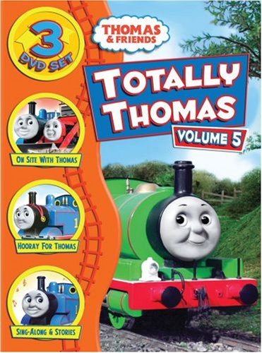 Thomas and Friends: Totally Thomas, Vol. 5