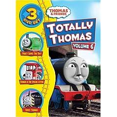 Thomas and Friends: Totally Thomas, Vol. 6