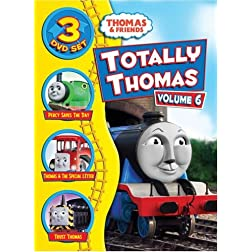 Thomas and Friends: Totally Thomas, Vol. 6