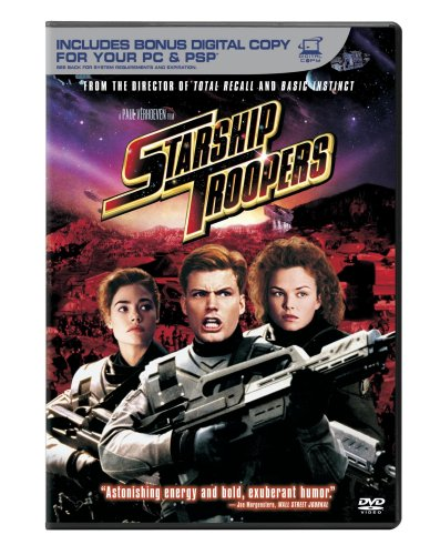 Starship Troopers (+ Digital Copy)