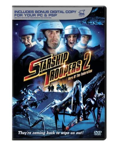 Starship Troopers 2: Hero of the Federation (+ Digital Copy)