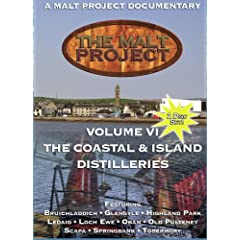 Malt Project (Vol 6) Coastal & Island Distilleries