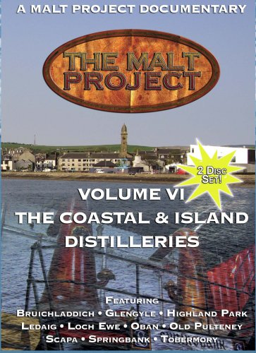 Malt Project (Vol 6) Coastal & Island Distilleries