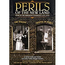Perils Of The New Land: Films of the Immigrant Experience (1910 - 1915) - Traffic in Souls / The Italian