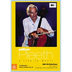 William Pleeth Masterclass - A Life In Music, Vol. 6: Tchaikovsky - Rococo Variations