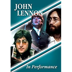 John Lennon - In Performance