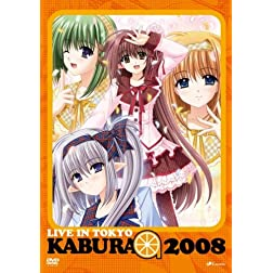 Live in Tokyo Kabura2008 Live DVD
