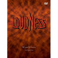 Legend of Loudness-Complete Live Best