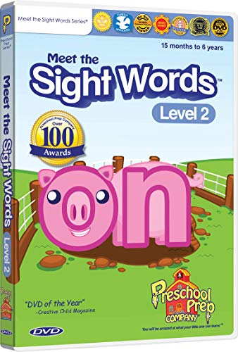 Meet the Sight Words 2