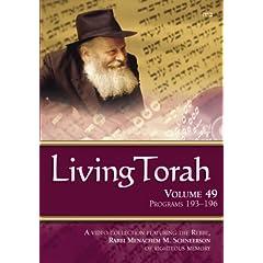 Living Torah Volume 49 Programs 193-196