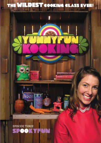 The Yummyfun Kooking Series:Episode 3 Spookyfun