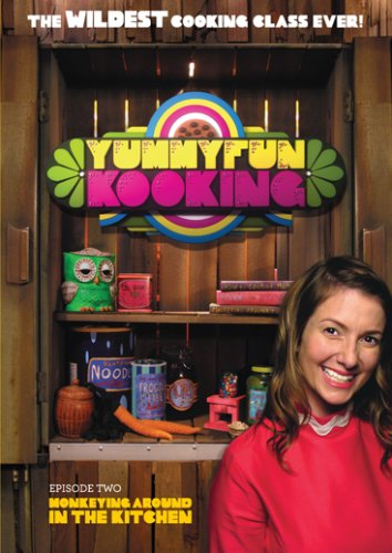 The Yummyfun Kooking Series:Episode 2 Monkeying Around in the Kitchen