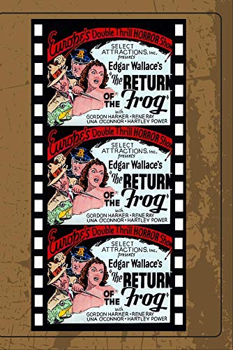 Return Of The Frog