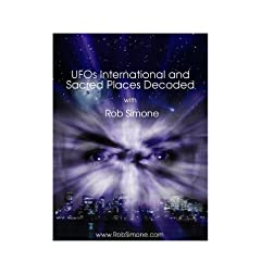 UFOs International and Sacred Placed Decoded