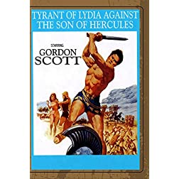 Tyrant Of Lydia Against The Son Of Hercules