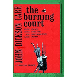 The Burning Court