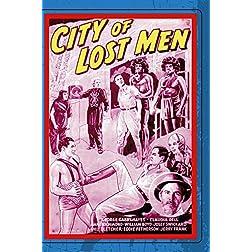 City Of Lost Men