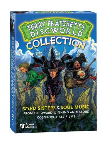 Terry Pratchett's Discworld Collection (Wyrd Sisters / Soul Music)